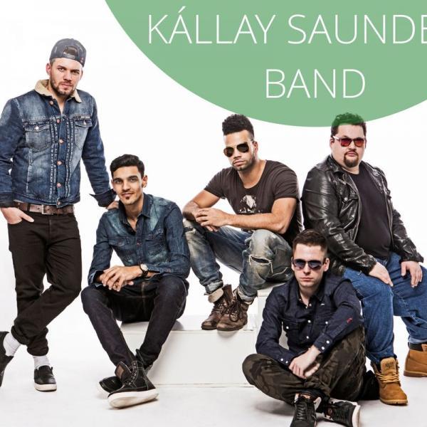 Kállay Saunders Band