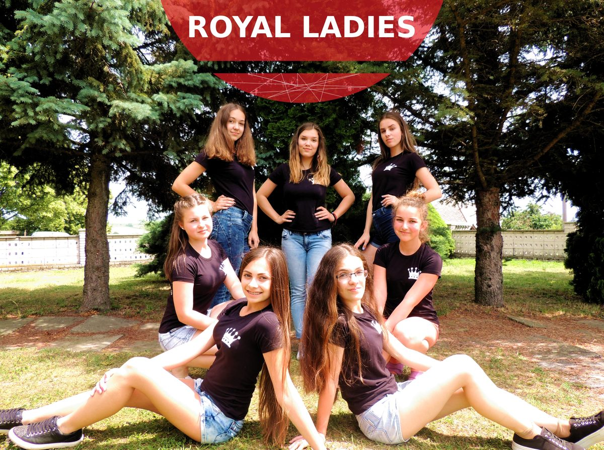 Royal Ladies