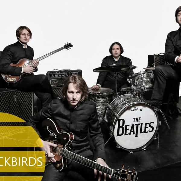 THE BLACKBIRDS – Beatles Tribute Band